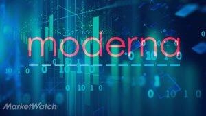 The stock of Moderna Inc. Crashes