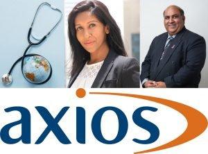 Axios International Says, Digital Health Tools Not Effective Standalone